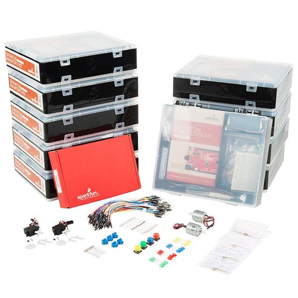 SparkFun Inventor's Kit Lab Pack v3.2
