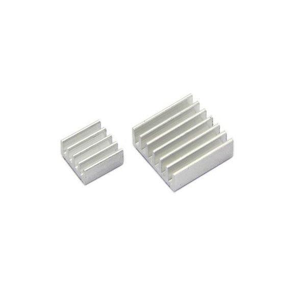 Heat Sink Kit for Raspberry Pi (2pcs)