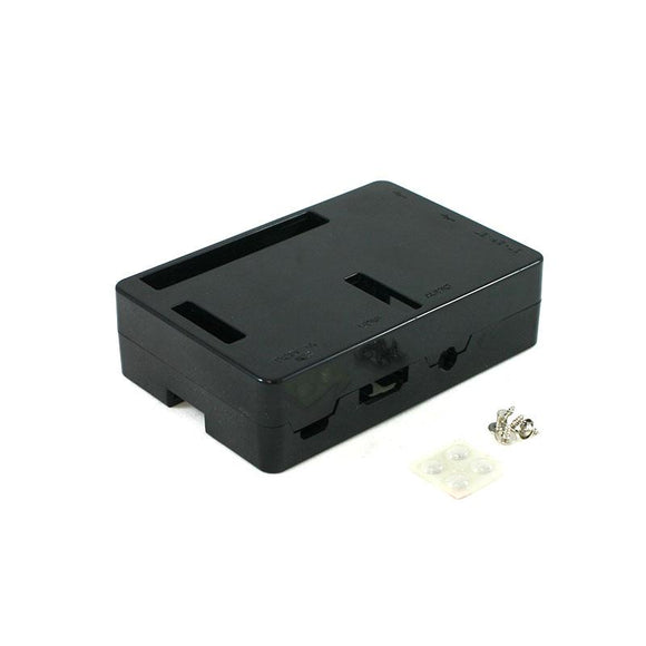 Basic Enclosure/Case for Raspberry Pi 3 B, B+, 2 B, B+ (Black)