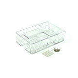 Basic Enclosure/Case for Raspberry Pi 3 B, B+, 2 B, B+ (Transparent)