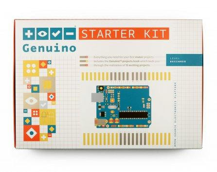 Genuino Starter Kit (from arduino.cc)