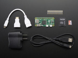 Raspberry Pi Zero Budget Pack (Includes Pi Zero)