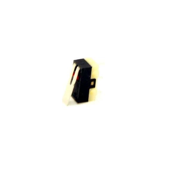 Mini Snap-Action Switch with 13.5mm Lever: 3-Pin, SPDT, 2A
