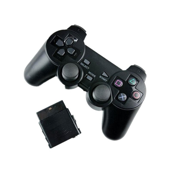 PS2 Compatible Wireless 2.4Ghz Joystick Game Controller