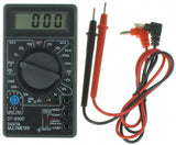 DT830D Digital Multimeter (without battery)