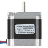 Stepper Motor NEMA 23 (Unipolar/Bipolar, 200 Steps/Rev, 3.2V, 2 A/Phase, 600mm Wire)