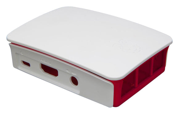 Offical Raspberry Pi Case/Enclosure for Raspberry Pi 3 B, B+, 2 B, B+ (by Raspberry Pi)