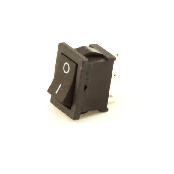 Rocker Switch (3-Pin, SPDT, 10A)