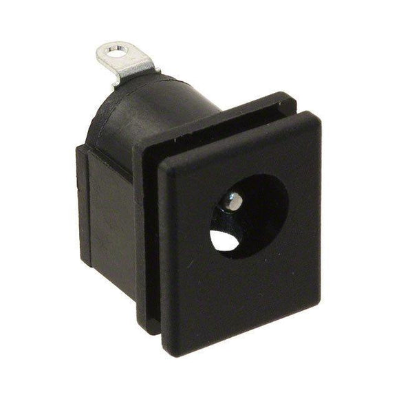 DC Barrel Power Connector (Female 5.5mm Panel Mount)