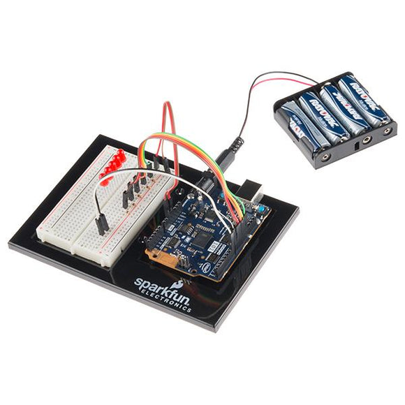 SparkFun Inventor's Kit for Genuino 101