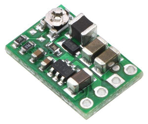 Pololu 2.5-7V 600mA Adjustable Step-Down Voltage Regulator (4.5-42V Input D24V6ALV)