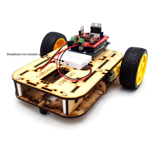 CAROBOT Rover R2 Basic Kit