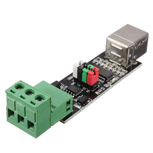 USB to RS485 TTL Serial Converter Adapter