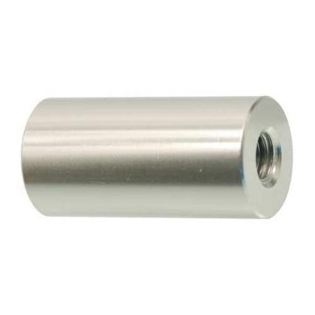 Round Female Threaded Standoff (Aluminum 1/4