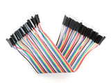 Premium Splittable Jumper Wire (40 Pins M/M 10cm)