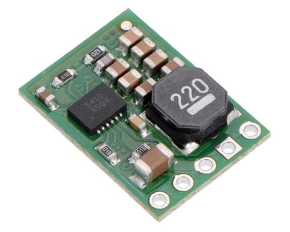 Pololu 5V 1A Step-Down Voltage Regulator (5.1-36V Input D24V10F5)