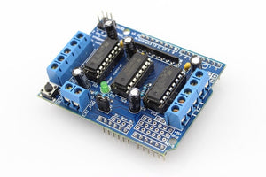 4-Channel Motor Shield (for Arduino)