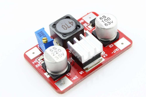 DC-DC Adjustable Booster - LM2577