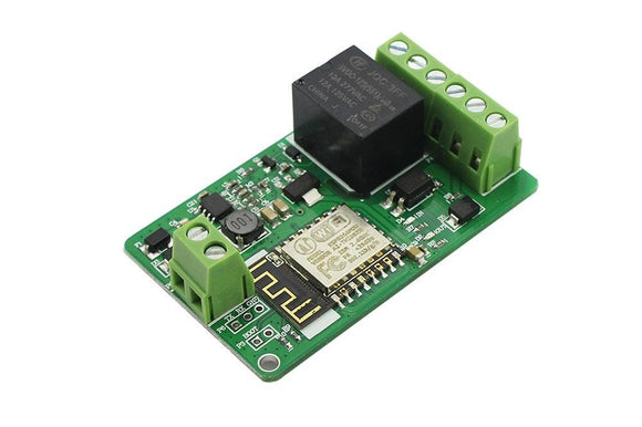 ESP8266 Network Relay WiFi Module (220V 10A)
