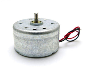 Micro 300 Solar DC Motor with Mounting Bracket