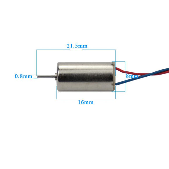 Micro 816 Coreless DC Motor
