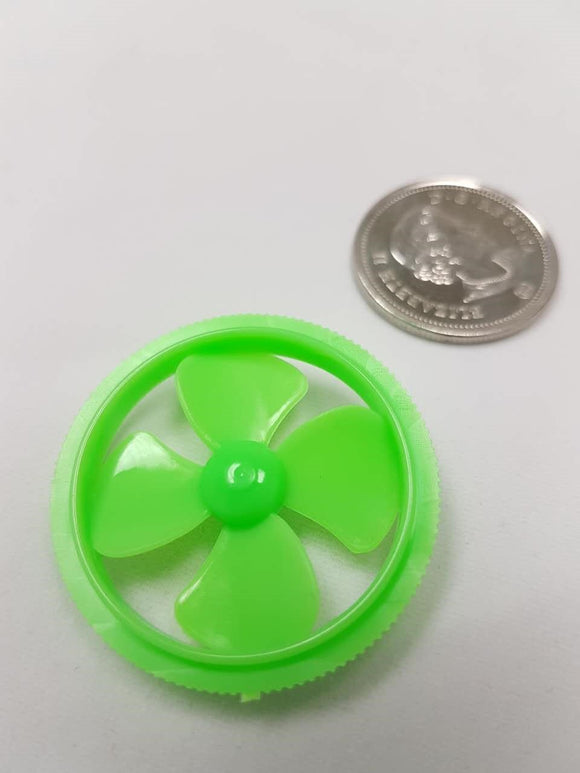 Fan Wheel Propeller (Green)