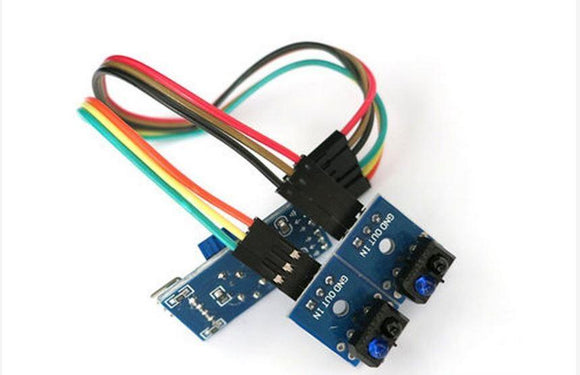 2-Channel Infrared Tracking Sensor Module