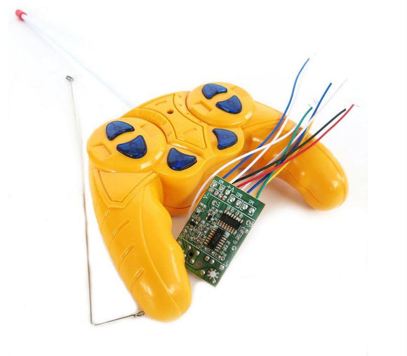 Remote Control Kit (Yellow Shell)