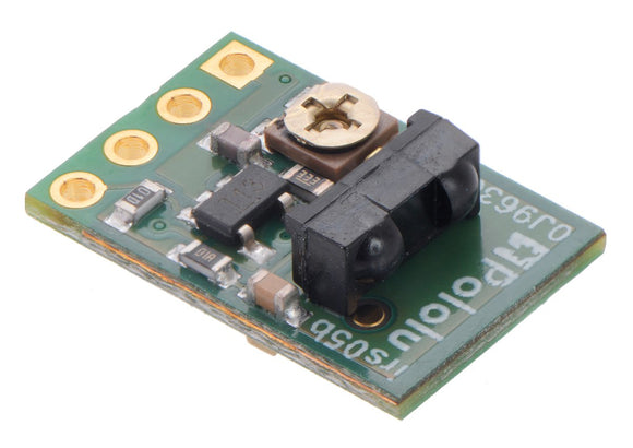 Pololu 38 kHz IR Proximity Sensor (Fixed Gain, High Brightness)