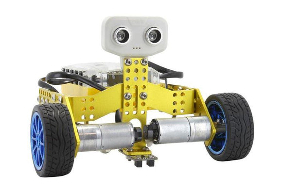 Tenergy Odev Tomo 2-in-1 STEM Educational Robotic Kit