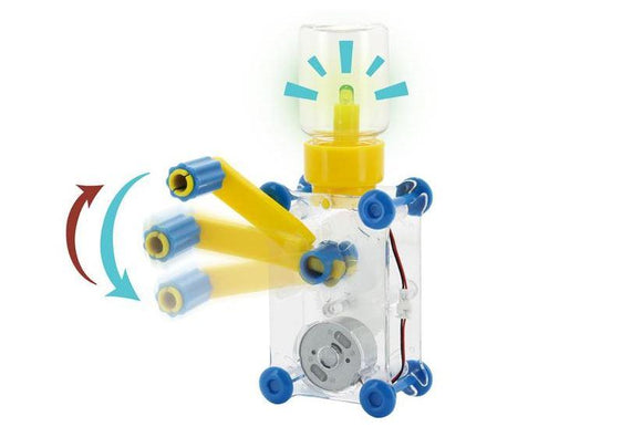 Tenergy Odev Dynamo Lantern STEM Building Toy