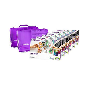 littleBits Code Kit Education Class Pack - 18 Students