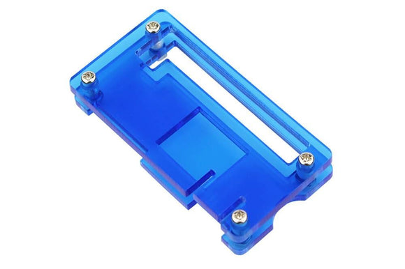 Case for Raspberry Pi Zero with Heat Sink (Blue)