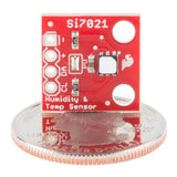 SparkFun Humidity and Temperature Sensor Breakout (Si7021)
