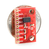 SparkFun Triple Axis Accelerometer Breakout (MMA7361)