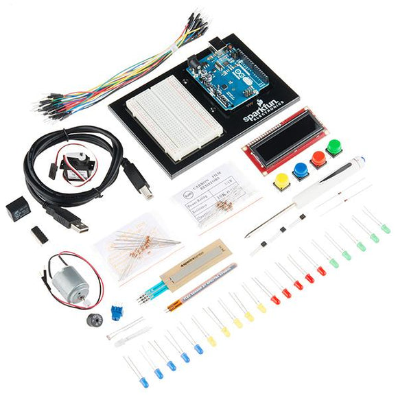 SparkFun Inventor's Kit (v3.3 with Arduino Uno)