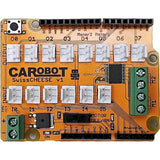 CAROBOT SwissCHEESE Education Kit (with Arduino Uno)