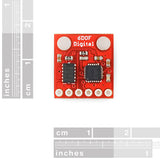 SparkFun IMU Digital Combo Board - 6 Degrees of Freedom (ITG3200/ADXL345)