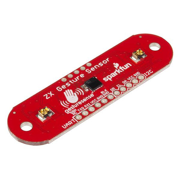 SparkFun ZX Distance and Gesture Sensor