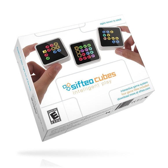 Sifteo Cubes Intelligent Game System (Newest Model)