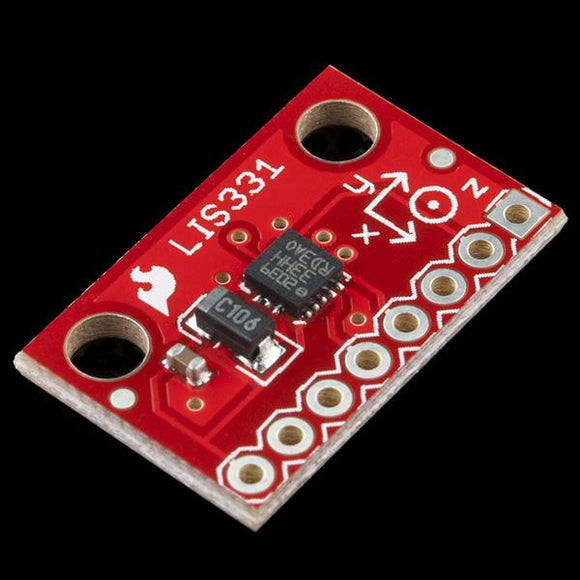 SparkFun Triple Axis Accelerometer Breakout (LIS331)