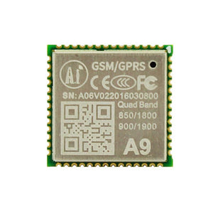 GPS + GSM A9 Pudding/SMS/Voice/Wireless Data Transmission IOT Module