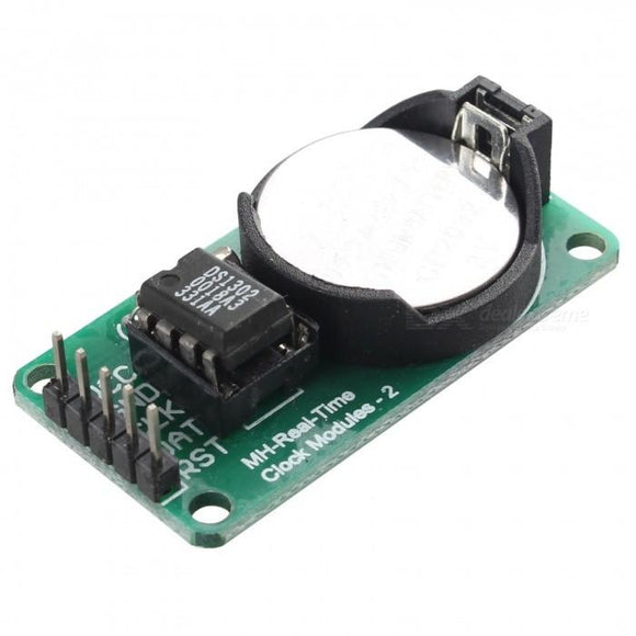 Real Time Clock (RTC) DS1302 Module