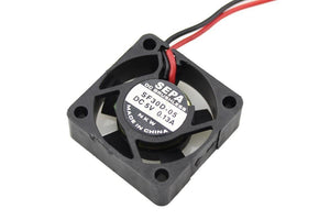 Cooling Fan for Raspberry Pi (DC 5V 0.13A)