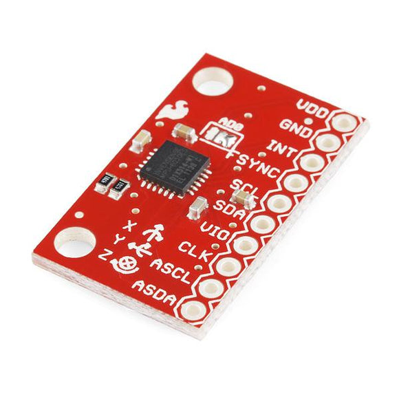 SparkFun Triple Axis Accelerometer and Gyro Breakout (MPU-6050)
