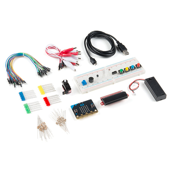 SparkFun Inventor's Kit for micro bit
