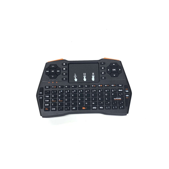 i8 Plus 2.4G Wireless Keyboard with Touchpad