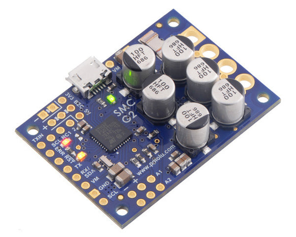 Pololu High-Power Simple Motor Controller G2 24v19