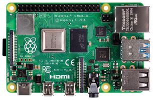 Raspberry Pi 4 Computer, Model B, 8 GB RAM
