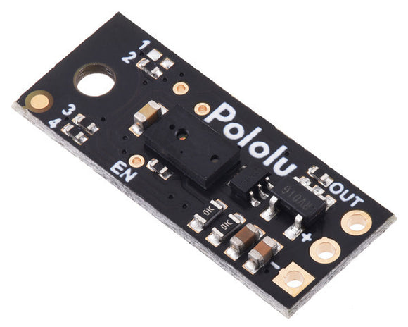 Pololu Distance Sensor with Pulse Width Output, 50cm Max